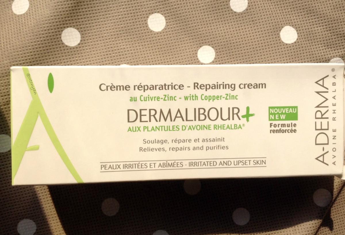 Ave Dermalibour+! Ma peau tu sauvas!
