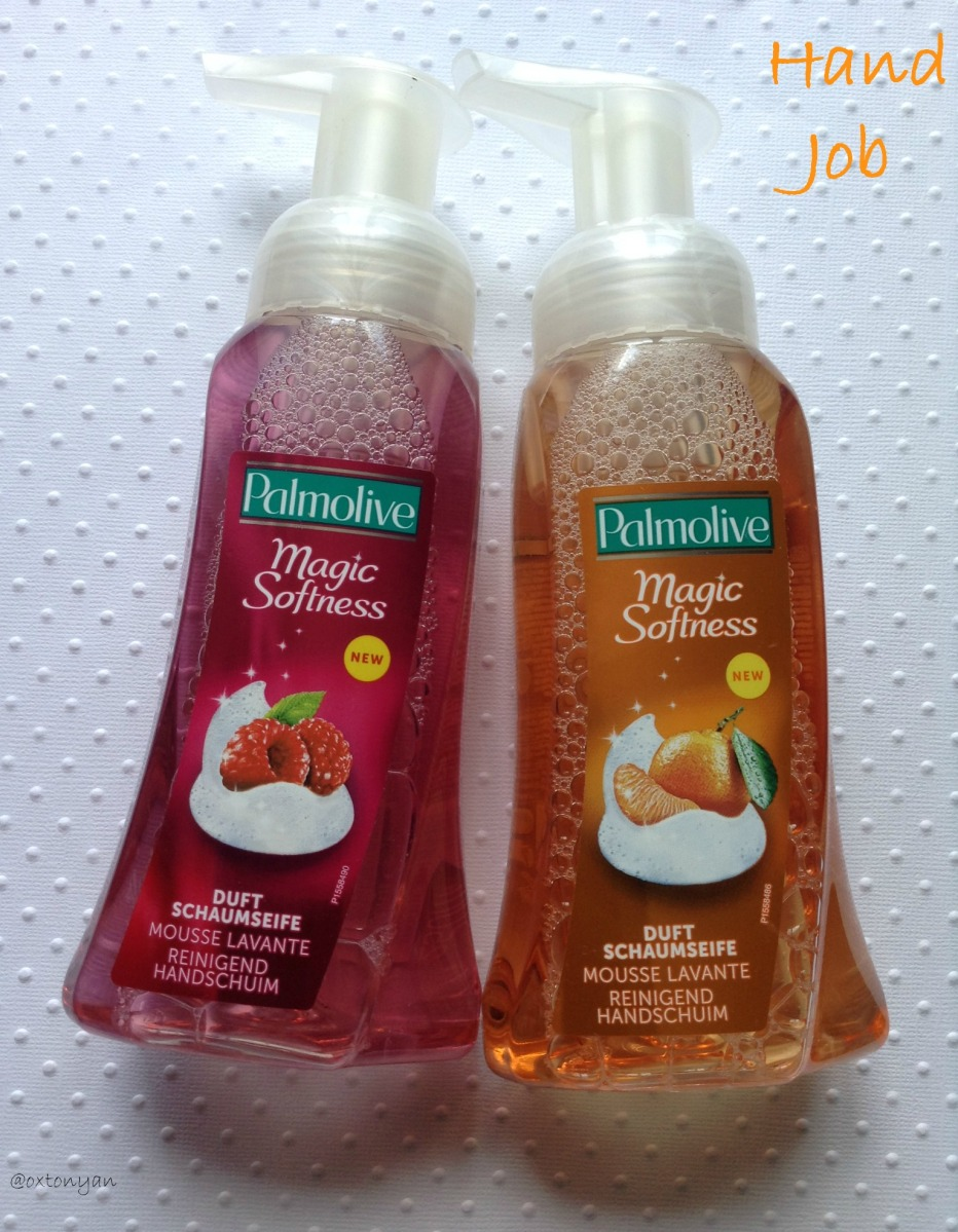 Magic Softness de Palmolive