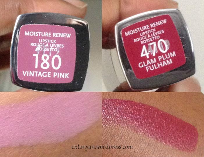 vintage pink glam plum fulham