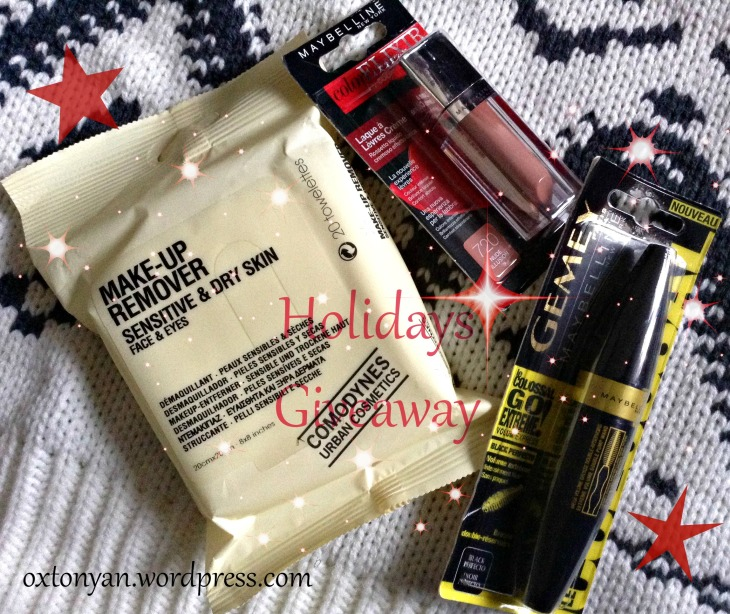 holidays giveaway 2014