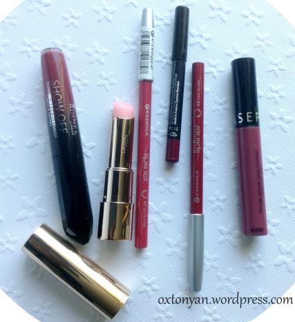 lips favorites