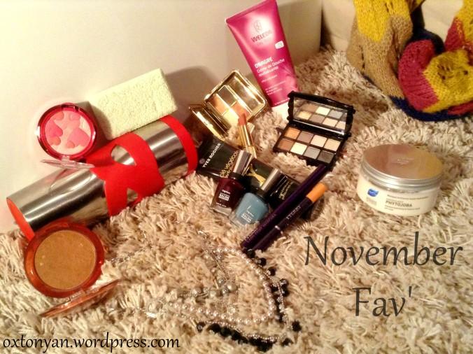 november favorites