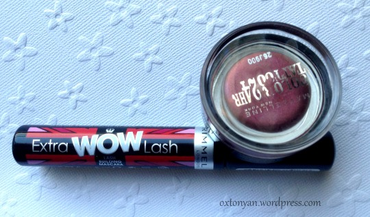 extra wow lash rimmel maybelline color tattoo