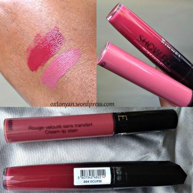 sephora lipstain rimmel lip lacquer