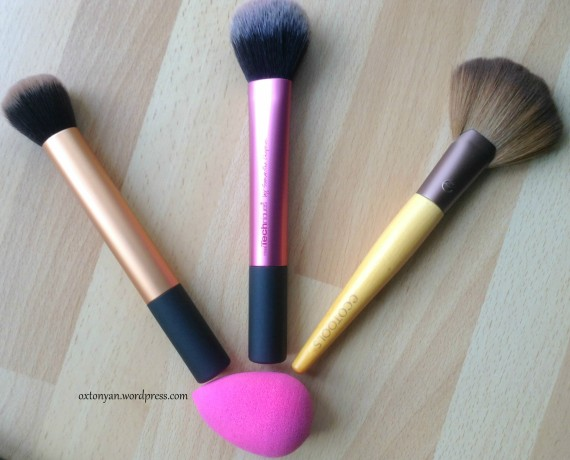top accessoires teint brushes 2014
