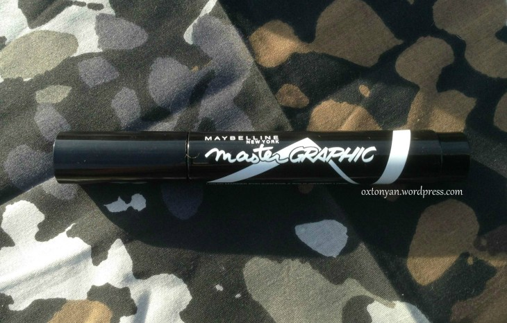 eyeliner master graphic maybelline