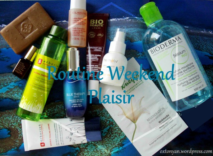 fall winter face routine visage weekend f