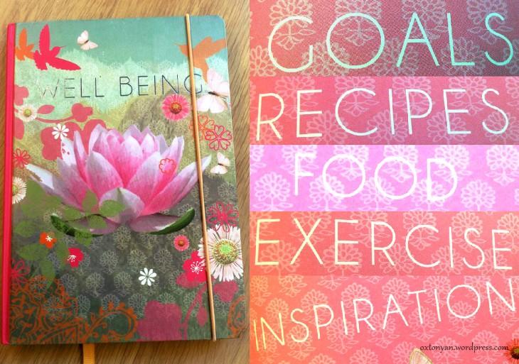 carnet well being journal