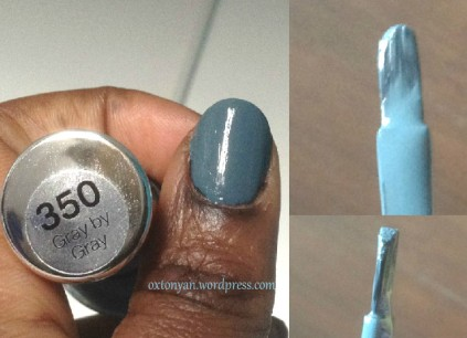 gray by gray sally hansen