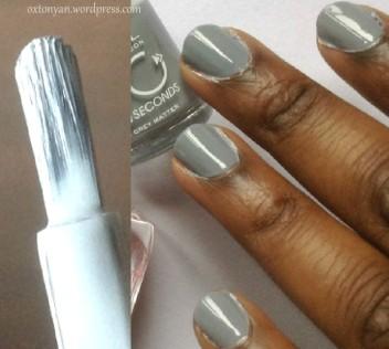 grey matter rimmel