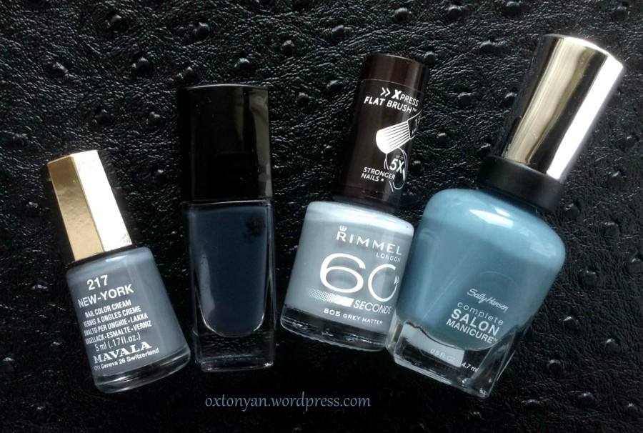 Gray or grey: ma sélectiongrise