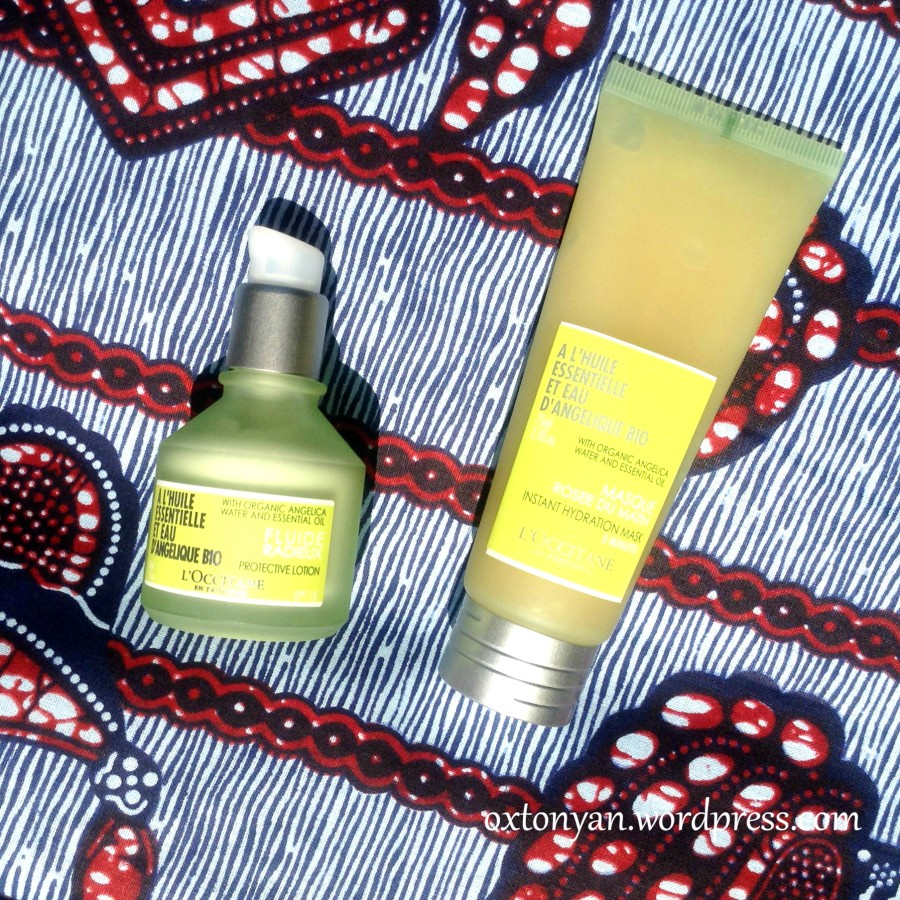 L'Occitane's motto: To Protect andHydrate