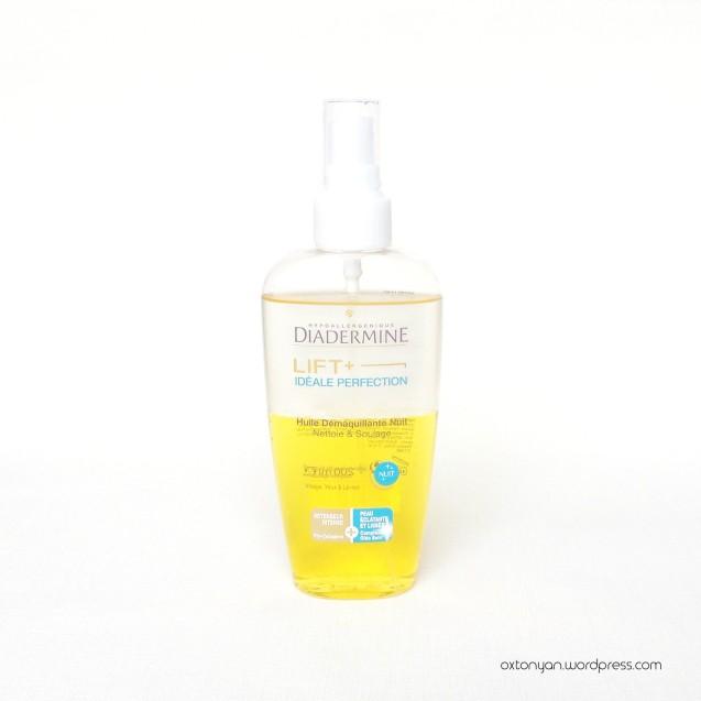diadermine huile lift+