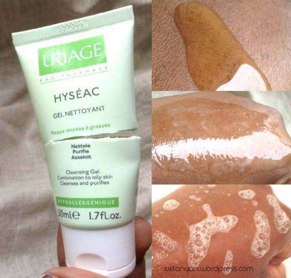 hyseac gel uriage
