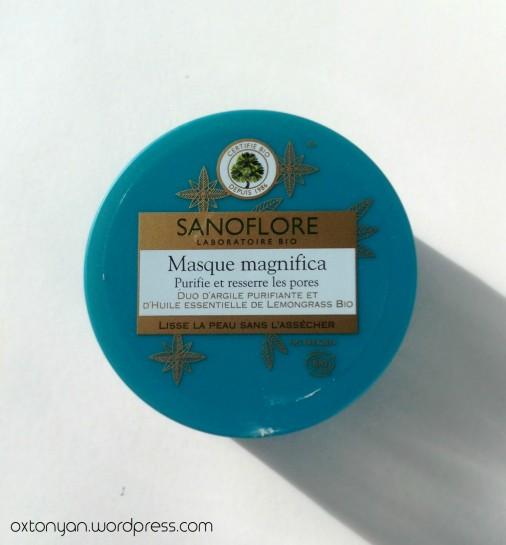 magnifica masque sanoflore