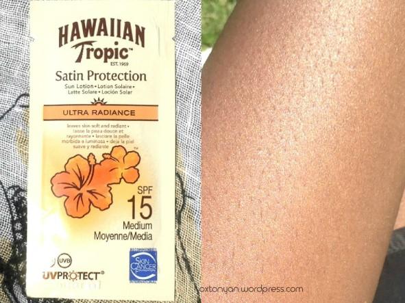 hawaiian tropic satin protection ultra radiance