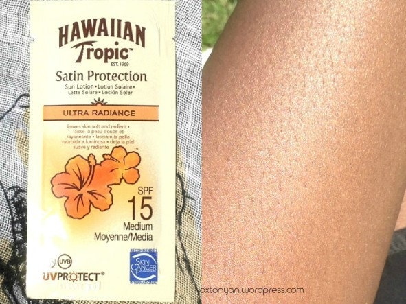hawaiian tropic satin protection ultra radiance