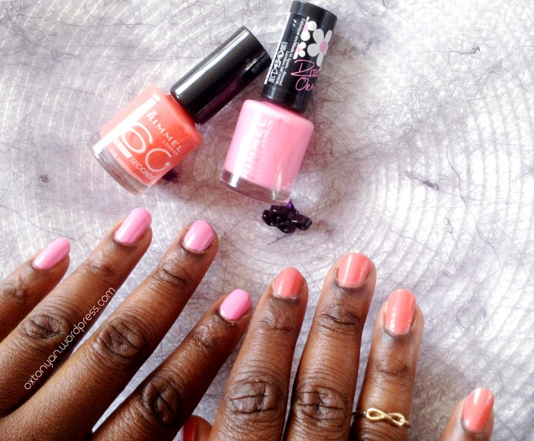rimmel rita ora instyle coral sweet retreat