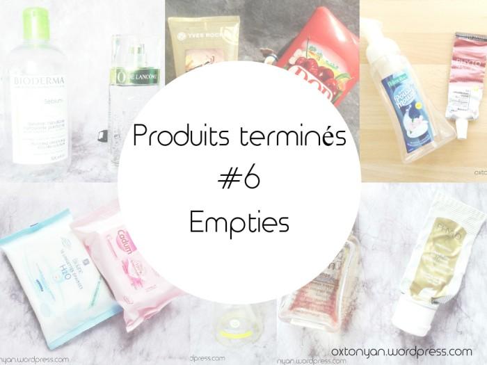 empties produits termines 6