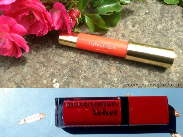 estee lauder broze goddess pure color mandarin bourjois rouge edition velvet grand cru