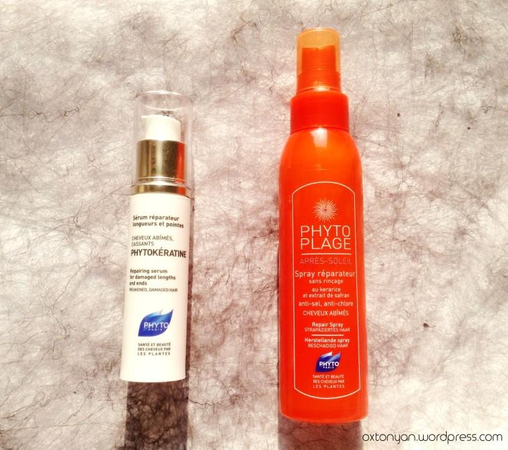 phytokeratine serum phyto plage spray reparateur