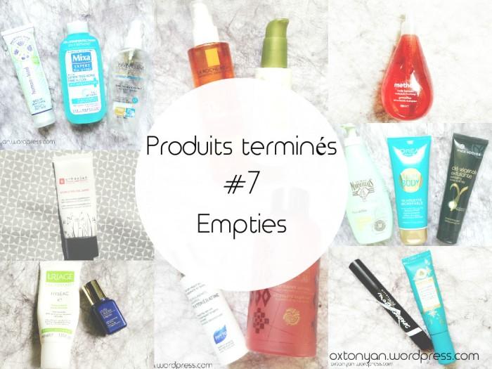 empties 7