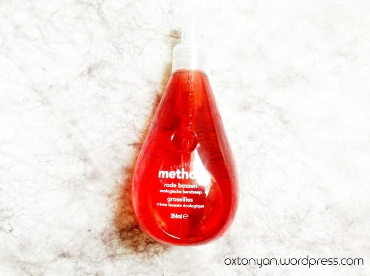 gel lavant mains groseilles method