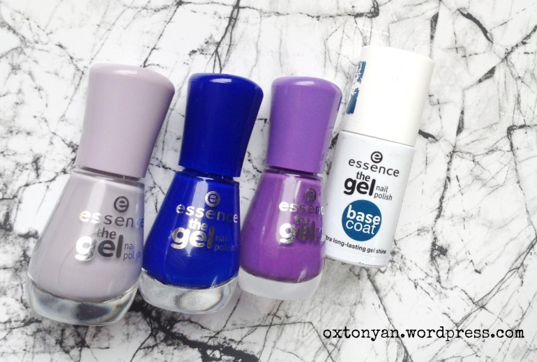 essence vernis gel nail polish