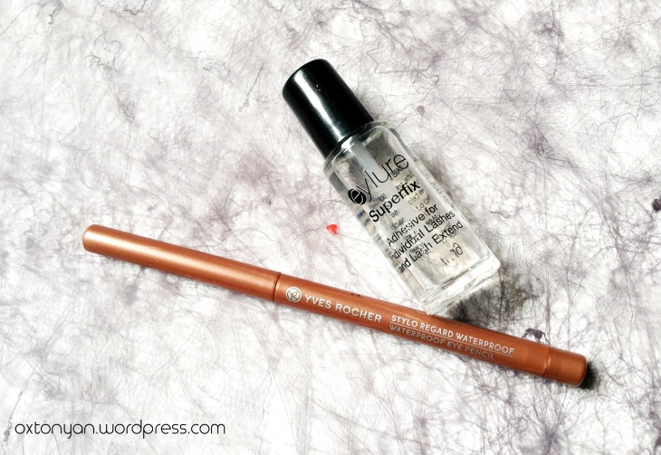 eylure superfix yves rocher waterproof eye pencil