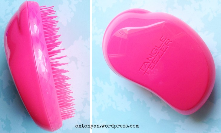brosse tangle teezer brush