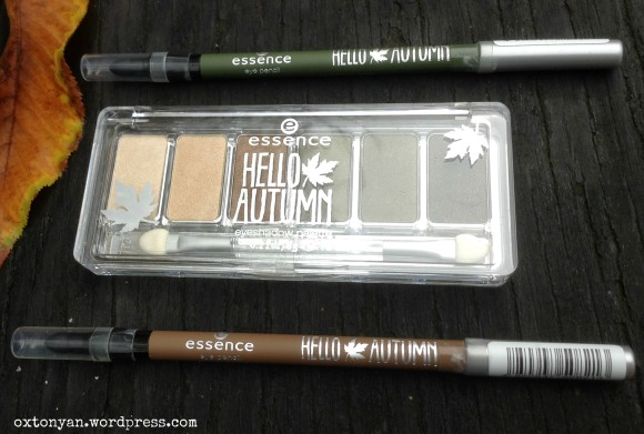 essence hello autumn collection eyes