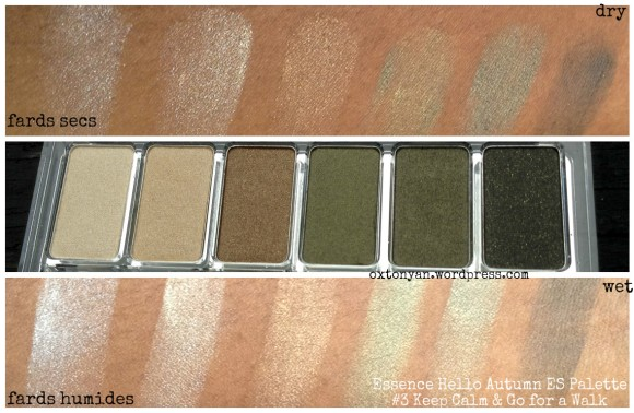 essence hello autumn es palette 03 swatches