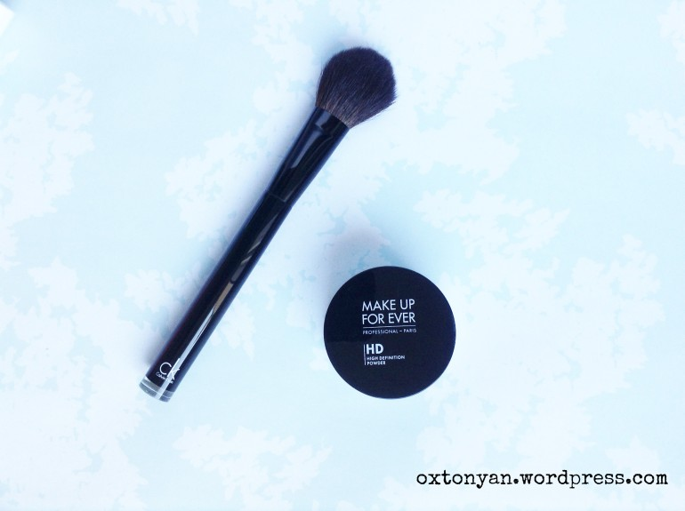mufe poudre hd powder pinceau ck brush