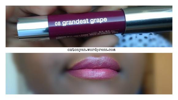 clinique chubby stick intense grandest grape 08