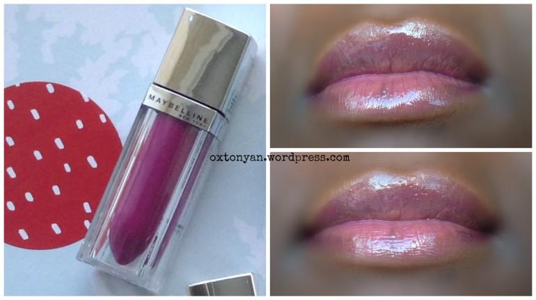 color elixir maybelline 135 raspberry rhapsody