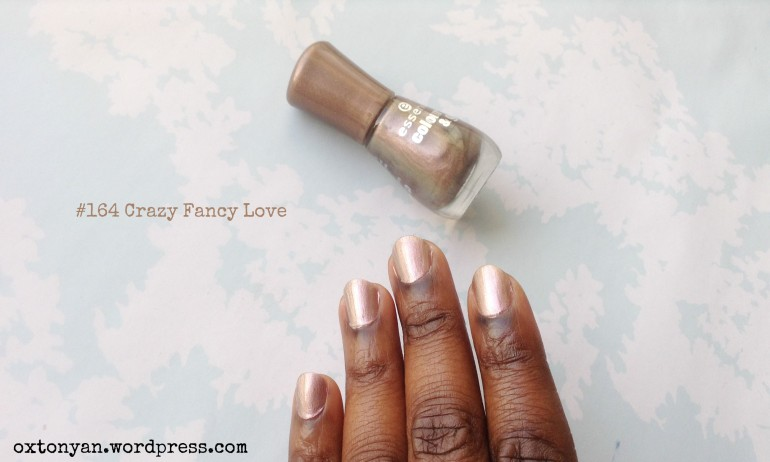 essence colour & go colour of the year 164 crazy fancy love
