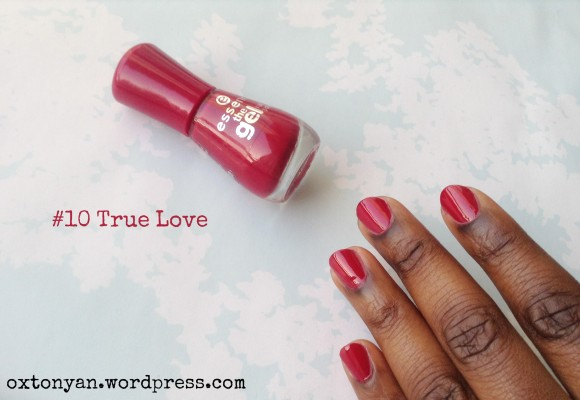 essence gel nail polish 10 true love