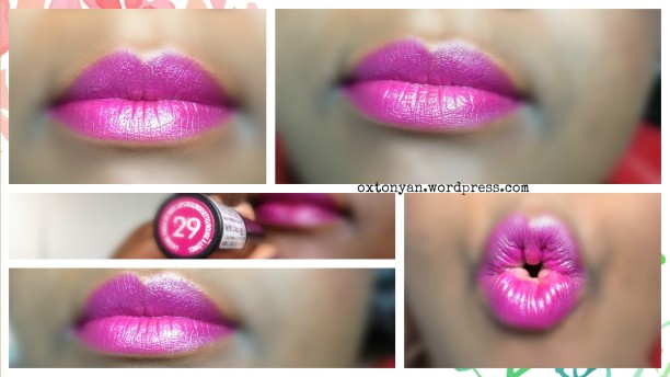 lipstick longlasting finish rimmel by kate 29