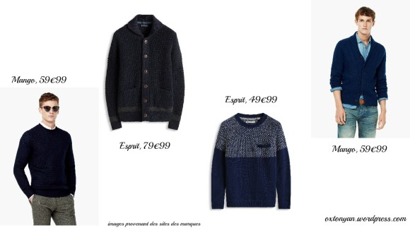 pull gilet cardigan idee cadeau homme