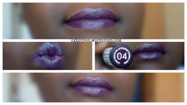 rimmel by kate lipstick 04
