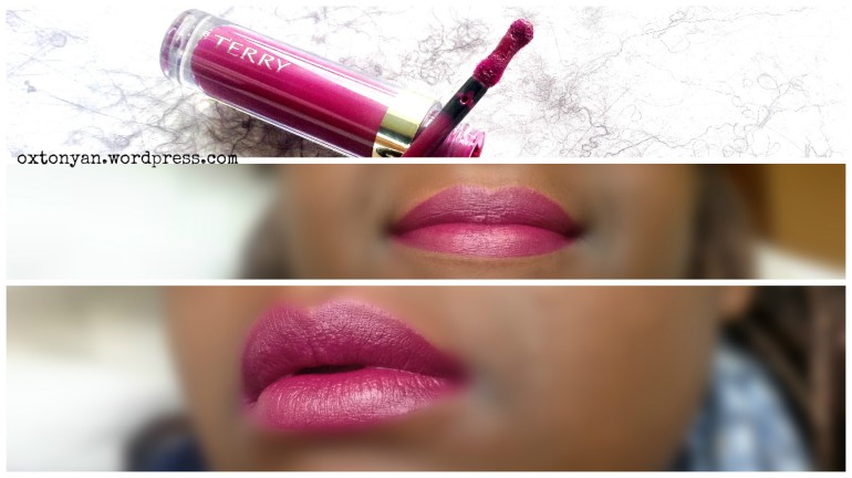 by terry velvet rouge liquid lipstick 10 palace garnet swatches