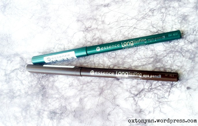 essence longlasting retractable eye pencil