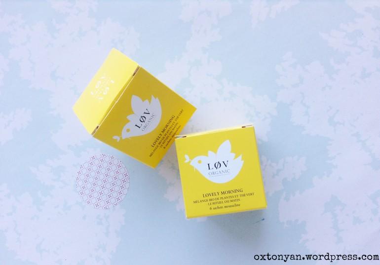 lov organic tea