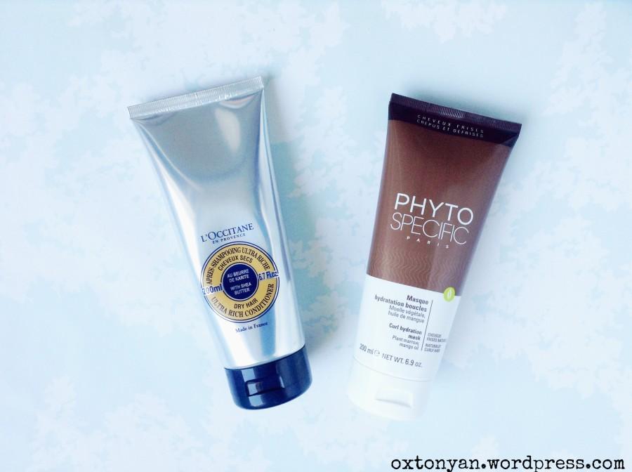 Masque ou Après-shampoing?