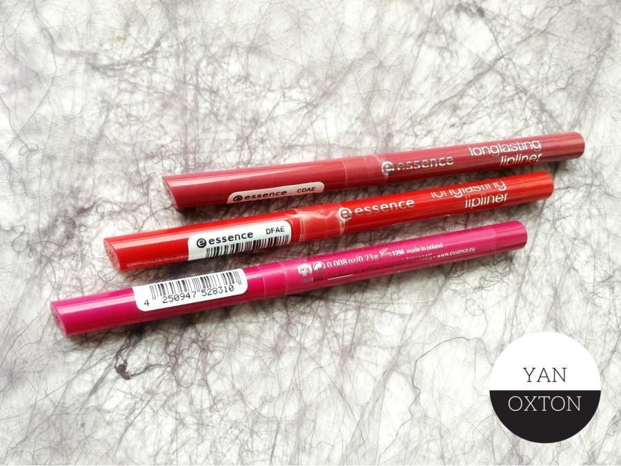 Les nouveaux crayonsEssence