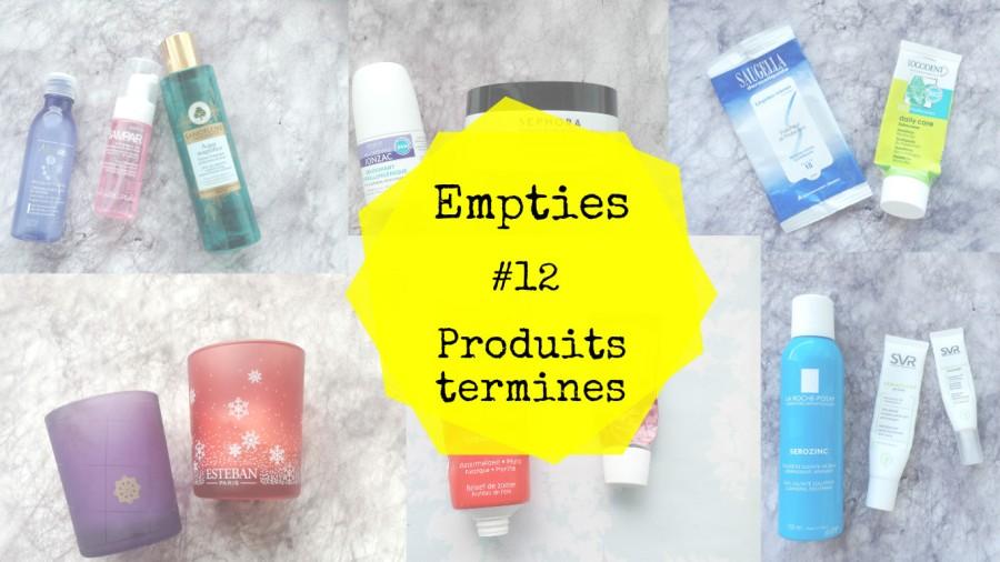 Empties #12: Rachètera? Rachèterapas?