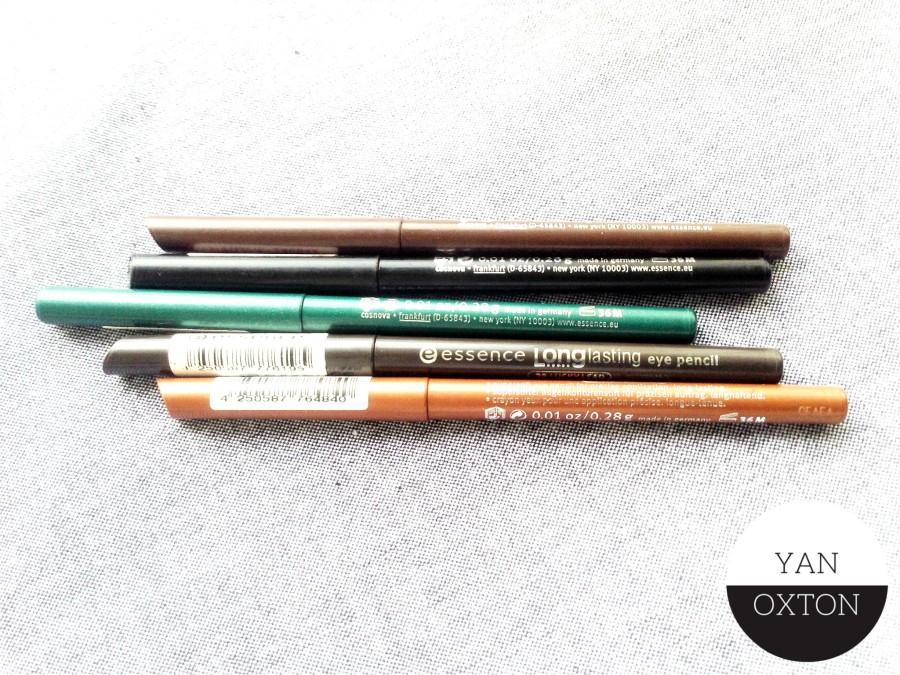 Mon regard sur les crayons longue tenueessence