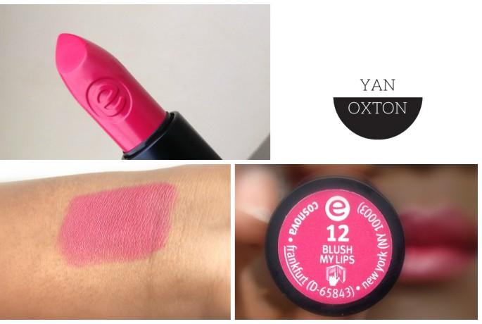 essence lipstick blush my lips 12