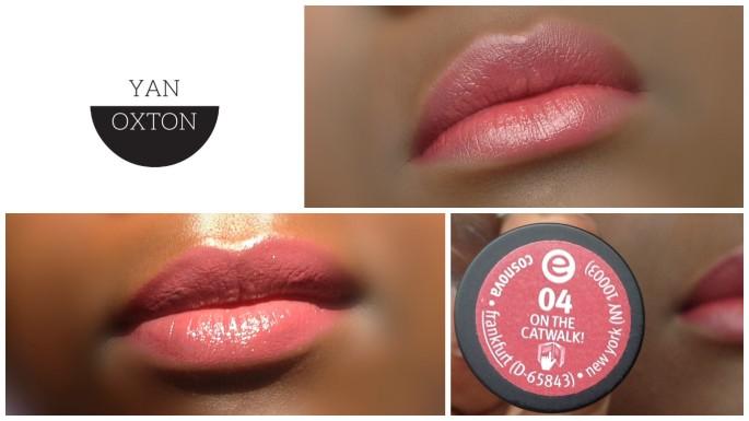 essence lipstick on the catwalk 14
