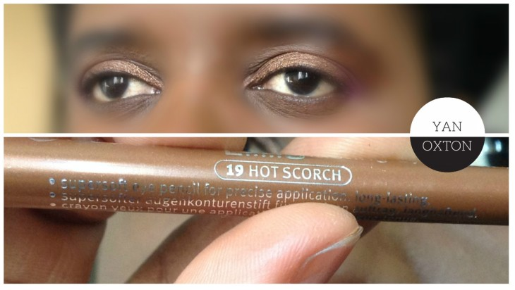 essence longlasting eye pencil 19 hot scorch